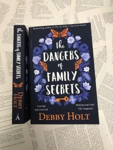 Dangers of Family Secrets Book