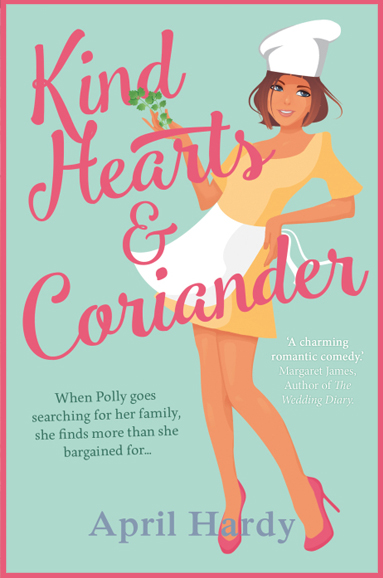 kind hearts & coriander April Hardy