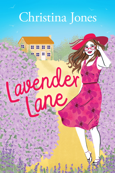 lavender lane Christina Jones