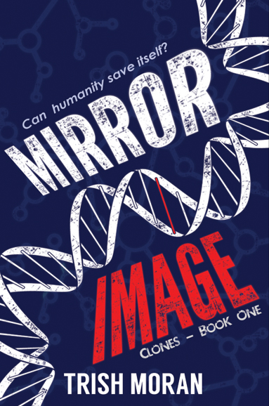 mirror image Trish Moran