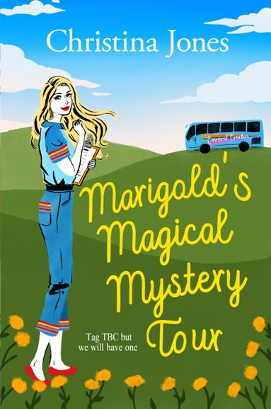 Marigold's Magical Mystery Tour Christina Jones