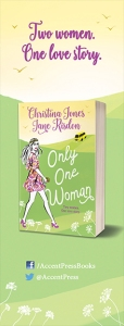 Christina Jones Bookmark