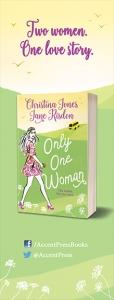 Christina Jones Bookmark
