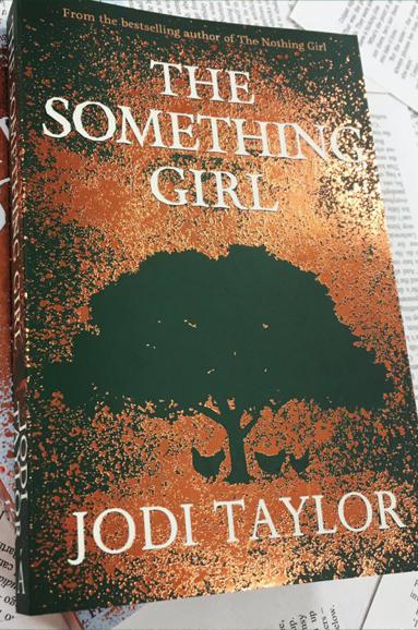 the something girl book