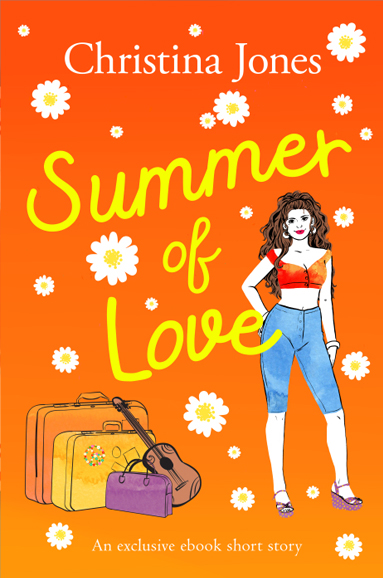 summer of love Christina Jones