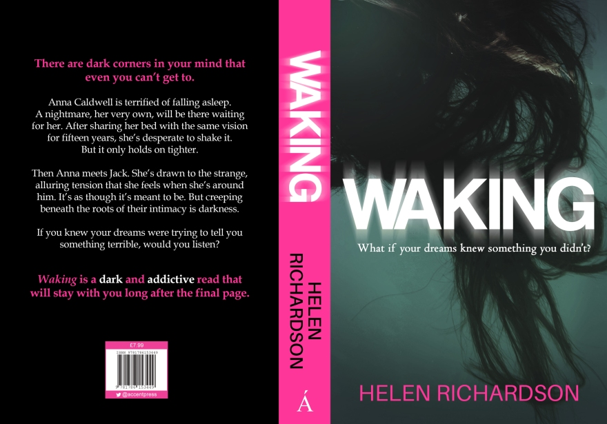 waking wrap Helen Richardson
