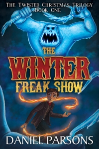 the winter freak show Daniel Parsons