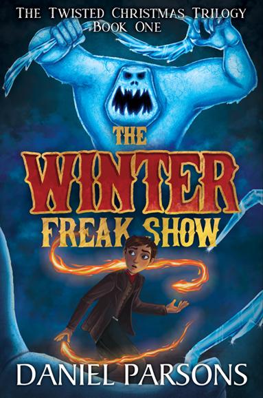 the winter freak show Daniel Parsons