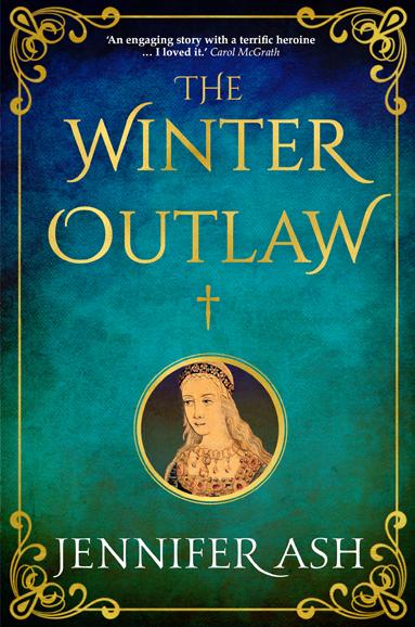winter outlaw Jennifer Ash/ Jenny Kane